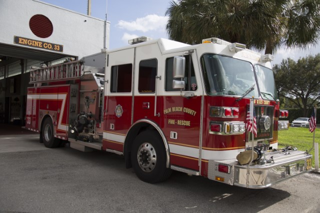 Type of Unit:  Engine Station:  33 Year Built:  2009 Manufacturer:  Sutphen Chassis:  M2 Water Capacity:  750 gallons  Pump Rate:  1250 gallons per minute  Foam Capacity:  15 gallons