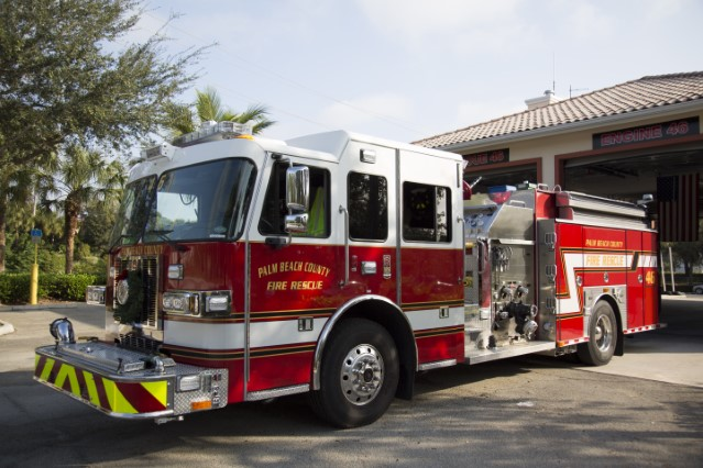 Type of Unit: Engine  Station: 46  Year Built:  2006  Manufacturer:  E-One  Chassis:  Typhoon  Water Capacity:  750 gallons   Pump Rate:  1250 gallons per minute   Foam Capacity:  15 gallons