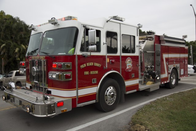 Type of Unit: Engine  Station:  74  Year Built:  2000  Manufacturer:  Sutphen  Chassis:  Freightliner FL-80  Water Capacity:  1000 gallons   Pump Rate:  1250 gallons per minute