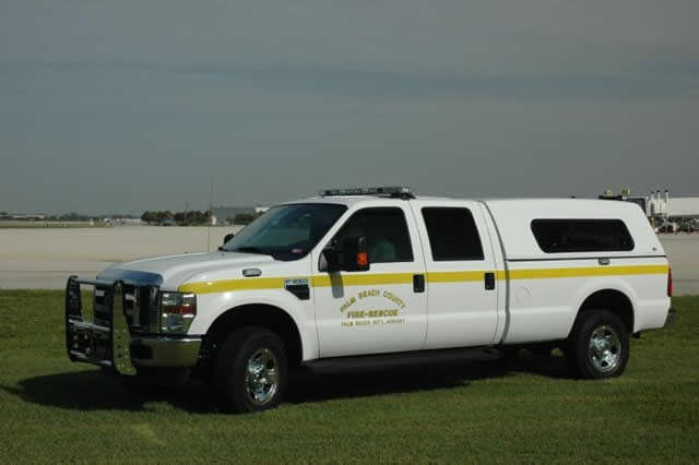 Type of Unit:  Escort  Station:  81  Year Built:  2008  Manufacturer:  Ford  Chassis:  F350