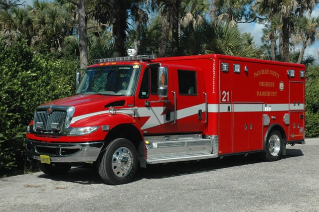 Type of Unit:  Rescue Station:  21 Year Built:  2012 Manufacturer:  Horton Chassis:  International