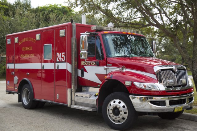 Type of Unit:  Rescue  Station:  45  Year Built:  2009  Manufacturer:  Horton  Chassis:  Freightliner FL-60