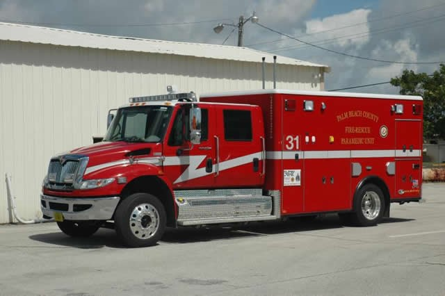 Type of Unit:  Rescue Station:  31 Year Built:  2008 Manufacturer:  Horton Chassis:  International