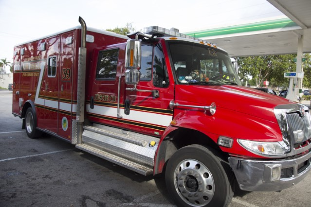 Type of Unit: Rescue Station: 39 Year Built: 2014 Manufacturer : Horton
