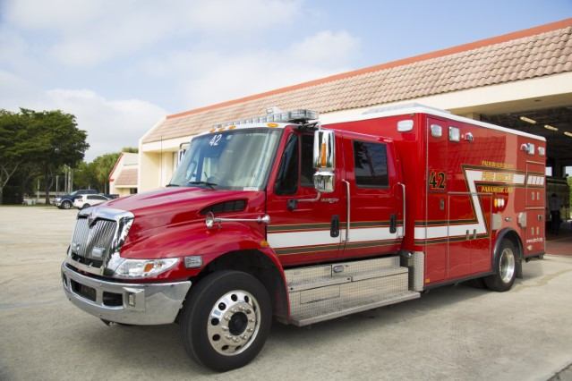 Type of Unit:  Rescue  Station:  42  Year Built:  2008  Manufacturer:  Horton  Chassis:  International