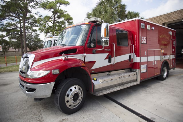 Type of Unit:  Rescue  Station:  55  Year Built:  2010  Manufacturer:  Horton  Chassis:  Freightliner M2