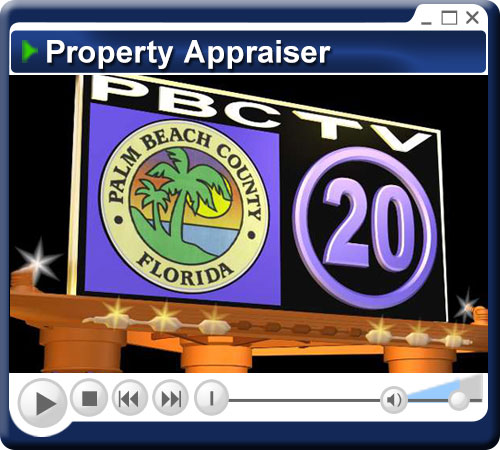 Property Appraiser video module image