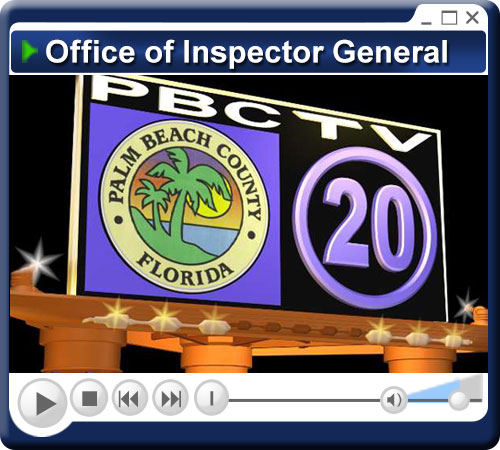 Inspector General video module image