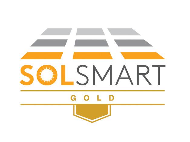 SolSmart Gold Logo