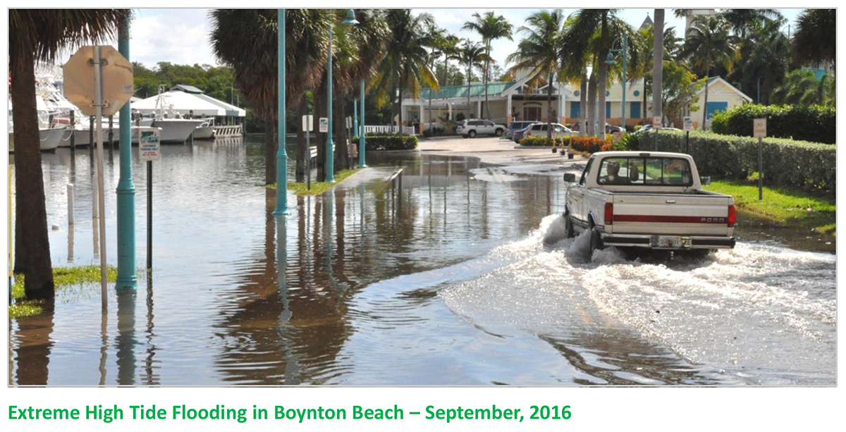 Boynton Beach Flooding