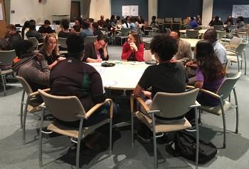 Community Conversation Table