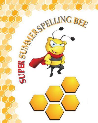 Super Summer Spelling Bee logo